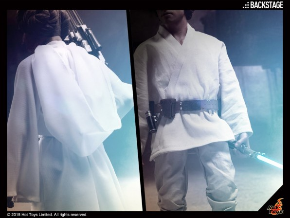Hot Toys teases new sixth scale figures – Luke and Leia!