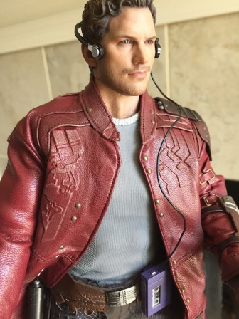 Geek Girl Diva dubs Hot Toys Star-Lord Figure 'Galactically Gorgeous'
