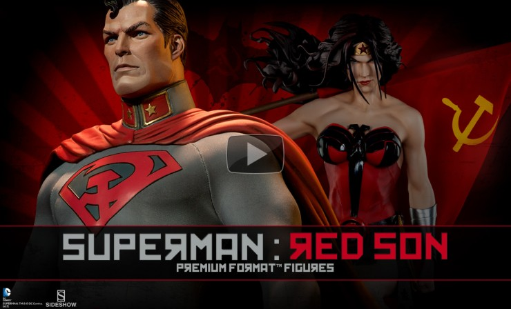 Superman: Red Son Premium Format Figure collection