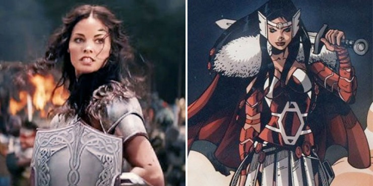 Mighty Maidens – The Female Characters of Thor