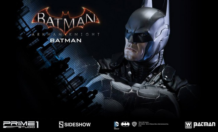 Batman Arkham Knight Statue from Prime 1 Studio Coming Soon