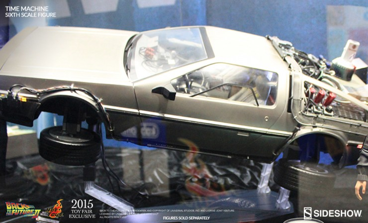 Hot Toys Time Machine