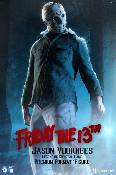 Presenting the Jason Voorhees Premium Format™ Figure –A New Dimension in Terror