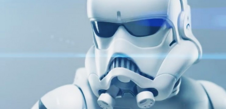 Ralph McQuarrie Artist Series Star Wars Stormtrooper Video Sneak Preview