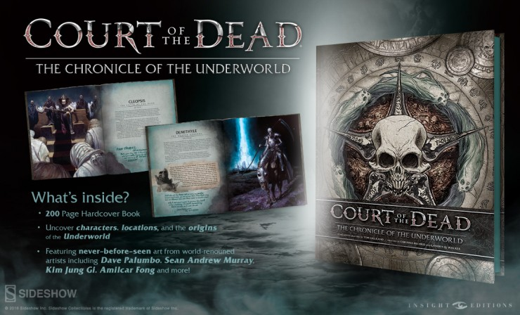 The Chronicle of the Underworld Book