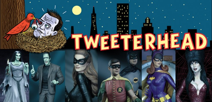 Sideshow announces exclusive partnership with Tweeterhead