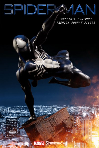 The Amazing Spider-Man Symbiote will be swinging in soon