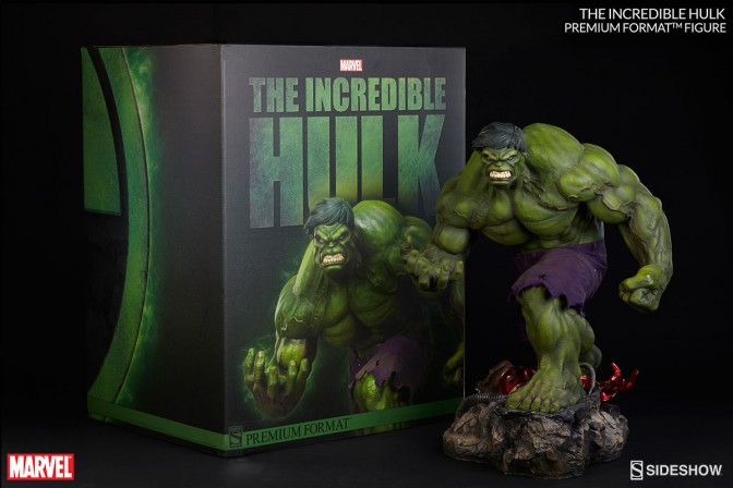 Incredible Hulk Premium Format – Final Production Gallery