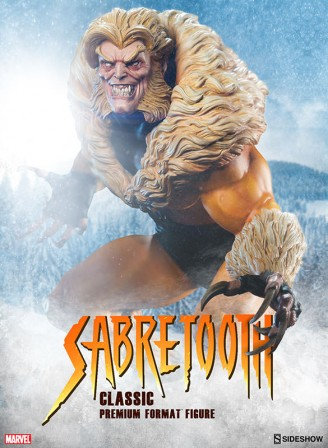 Looking for Sabretooth? Well you got 'im runt!