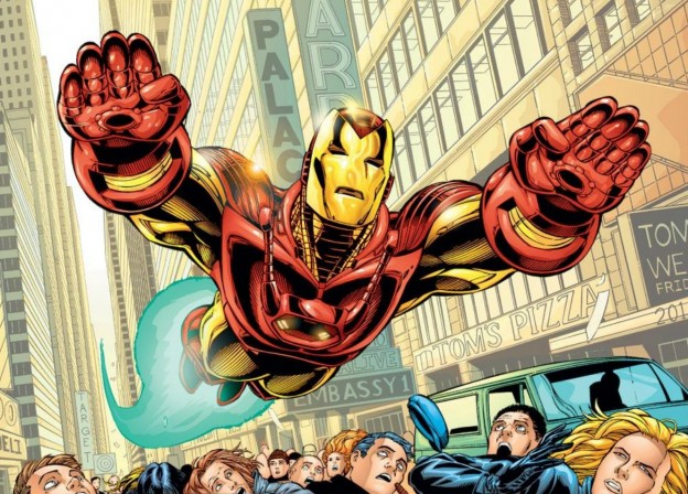 4 Times in Comics Iron Man Jumped the Shark
