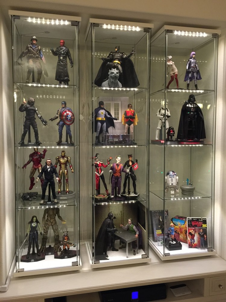 Sideshow Featured Collector Jeffrey Gullett  Sideshow Collectibles