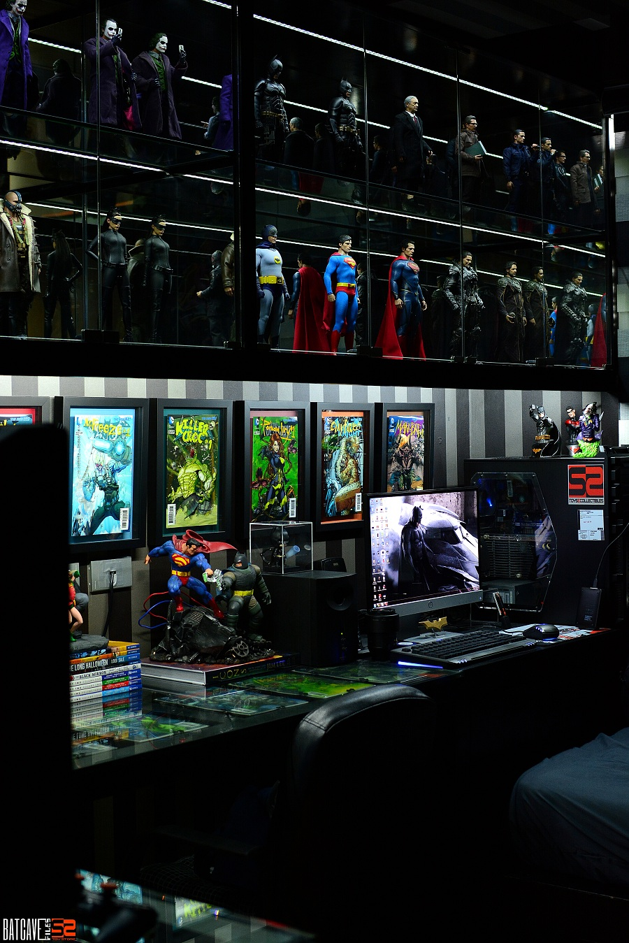 Man Caves R Us : Sideshow featured collector dio ortigas