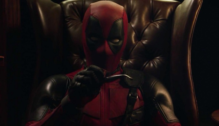 Deadpool made a trailer for a trailer