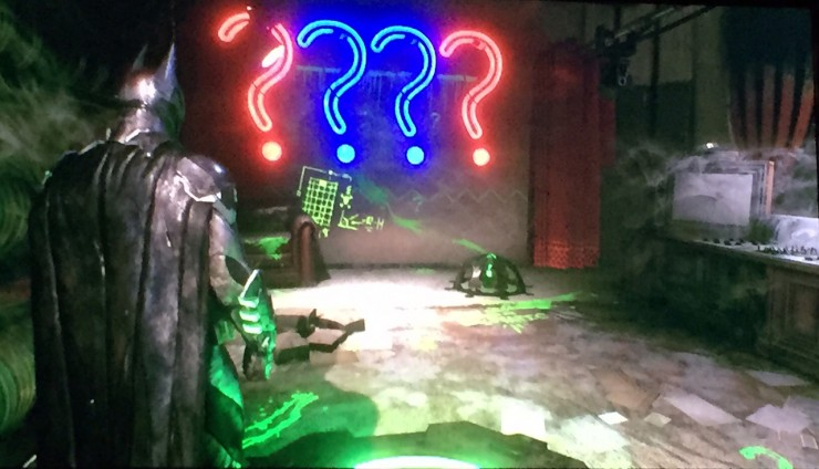 4 times the Batman Arkham Knight Riddler challenges broke me