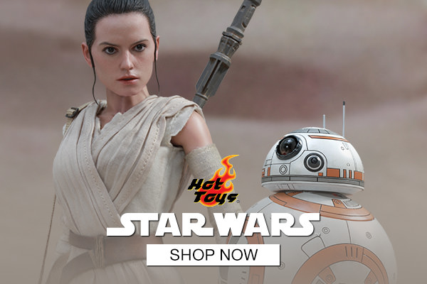 Hot Toys Star Wars The Force Awakens Collectible Figures