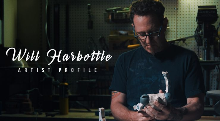 Meet Sideshow Sculptor Will Harbottle