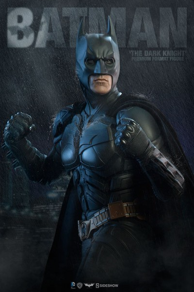Batman 'The Dark Knight' Premium Format Figure – Gallery and Pre-order Information