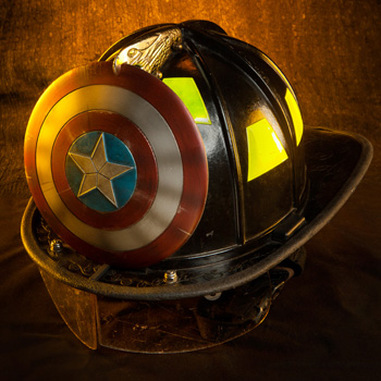 Marvel's Joe Quesada and Sideshow join forces to honor the real-life heroes of the FDNY Foundation