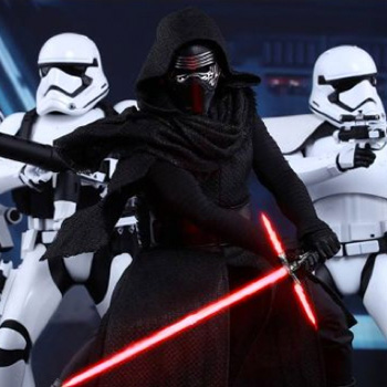 Star Wars: The Force Awakens Hot Toys Collectibles