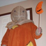Cherie L. as SAM from Trick R' Treat