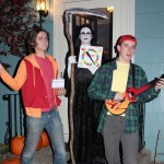Brenna S. and sons – Bill and Ted's Excellent Halloween!
