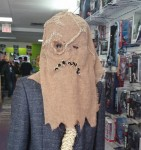 Nick T. as the Scarecrow