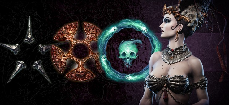 What faction will you belong to in the Court of the Dead?