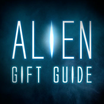 Alien Gift Guide Collectibles