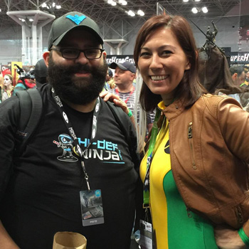 24 fan photos from NYCC at the Sideshow Booth