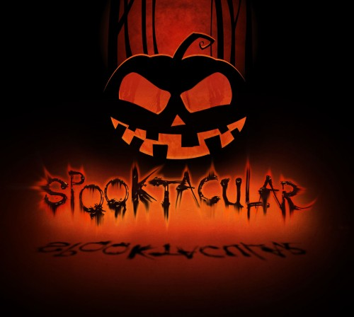Spooktacular is here!