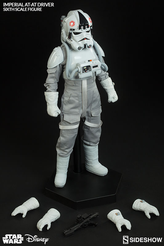 Star Wars Imperial AT-AT Driver Sixth Scale Figure