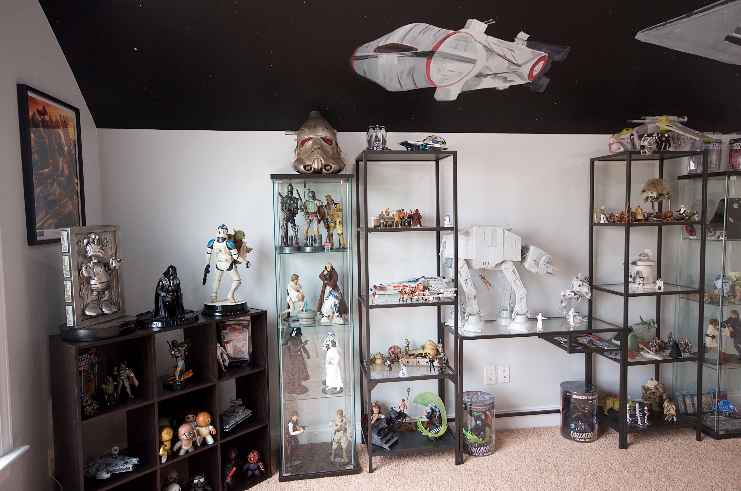 Sideshow Featured Collector Curtis Stevenson