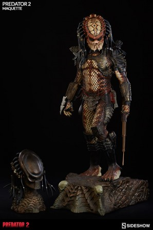 Predator 2 Maquette Final Production