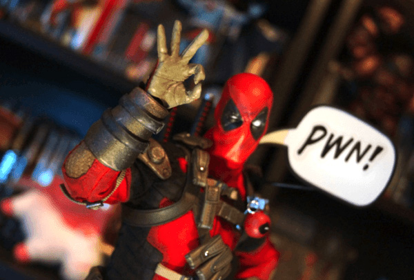 Nerdbastards.com tells you everything you need to know about Sideshow's Deadpool Sixth Scale Figure