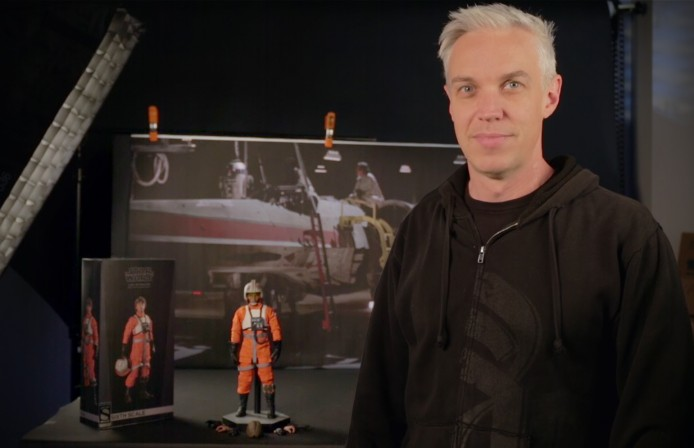Sideshow is standing by with tips for posing the Luke Skywalker X-Wing Pilot Sixth Scale Figure
