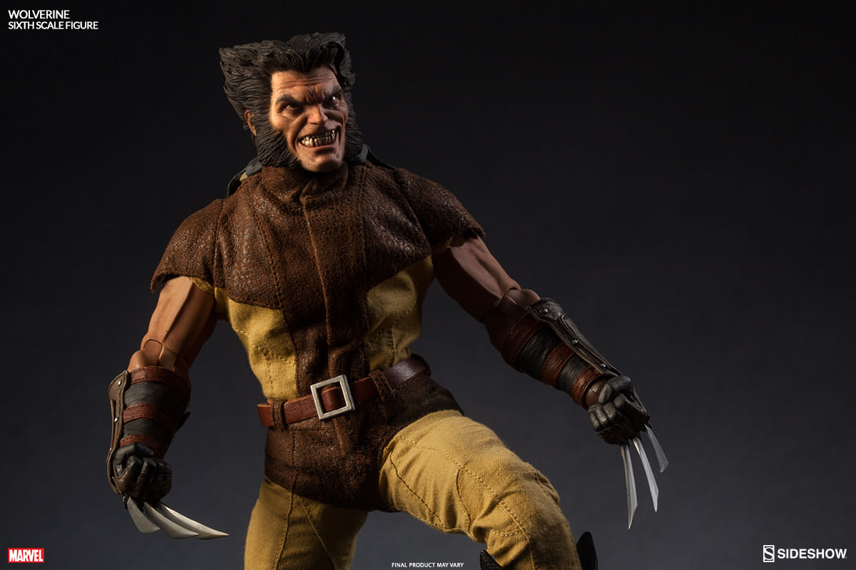 Sharpen Those Claws Bub Here Comes Wolverine