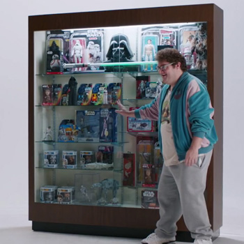 The farce is strong with snl 39 s star wars the force for Farcical parody