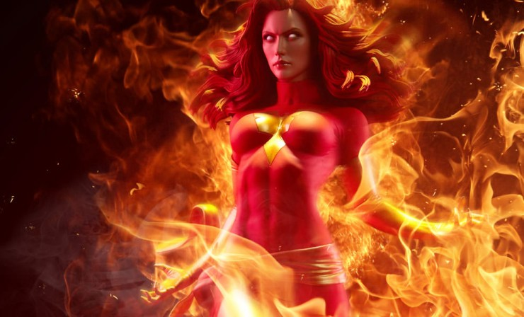 X-Men fans be on the lookout – Dark Phoenix is rising!