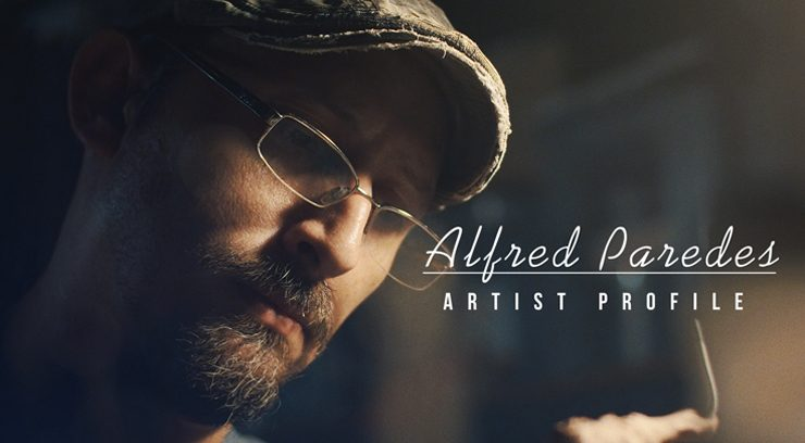 Meet Sideshow Sculptor Alfred Paredes
