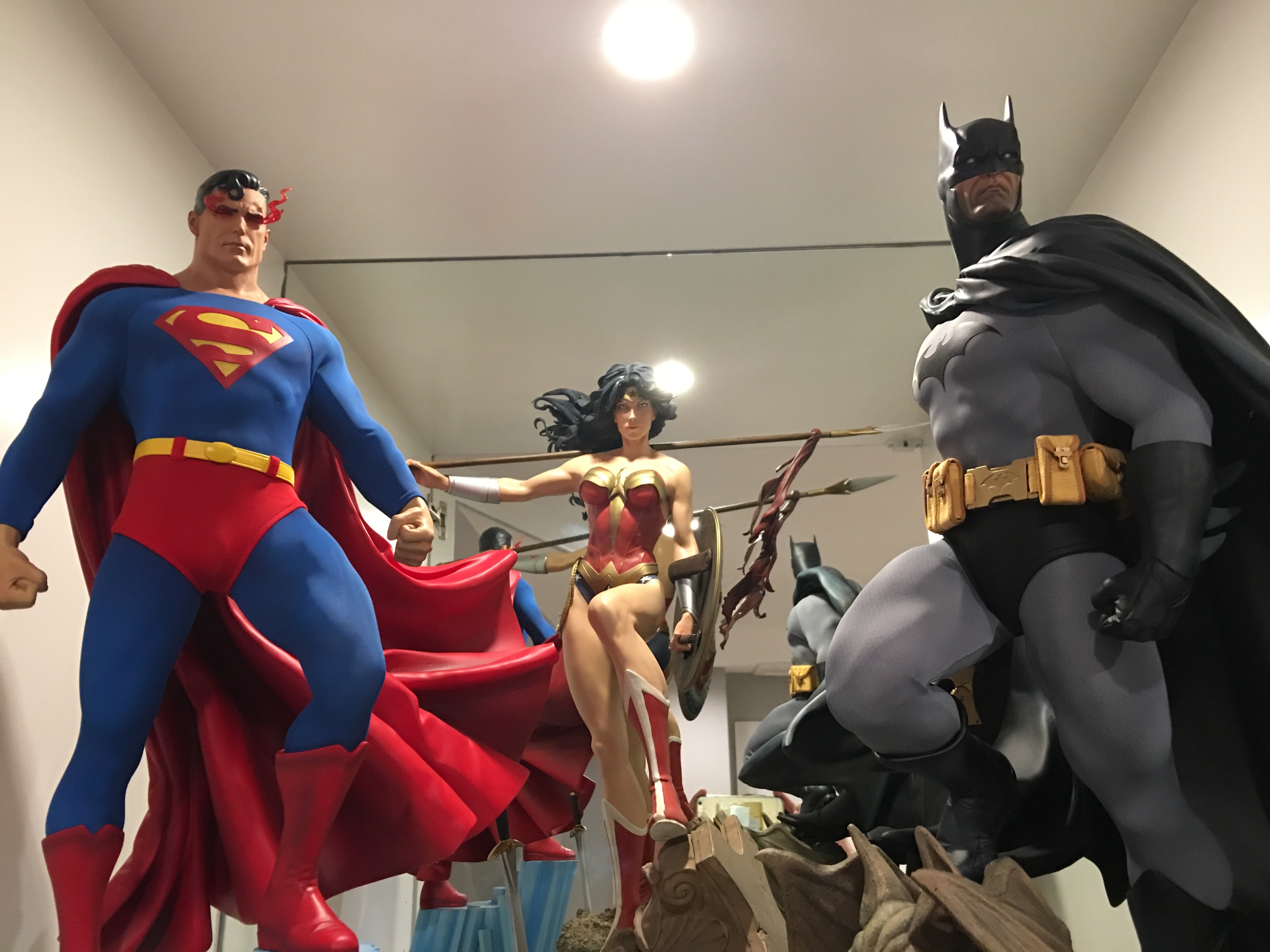 Sideshow Featured Collector Brian Hom