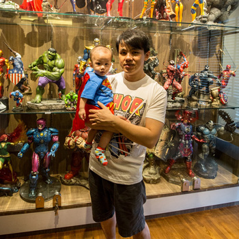 osw.zone Sideshow Featured Collector Augustine Loh 2016-01-06 12:30:09 SSC