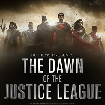DC Films presents our first look at the Justice League, Wonder Woman and the Suicide Squad