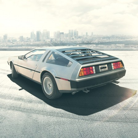 The DeLorean is coming back – to the future