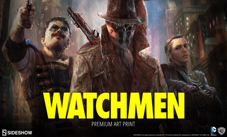 Who Watches the Watchmen? – New Premium Art Print Coming Soon