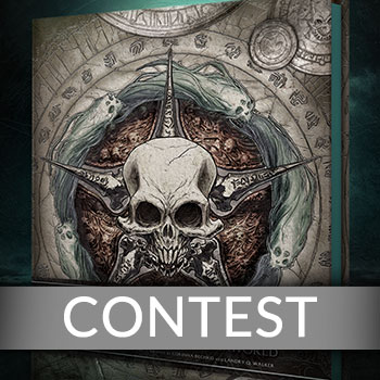 Court of the Dead Chronicle Book Giveaway
