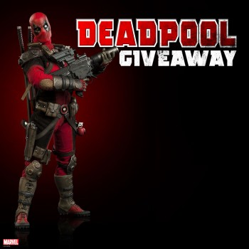 Deadpool Super Bowl 2016 Giveaway