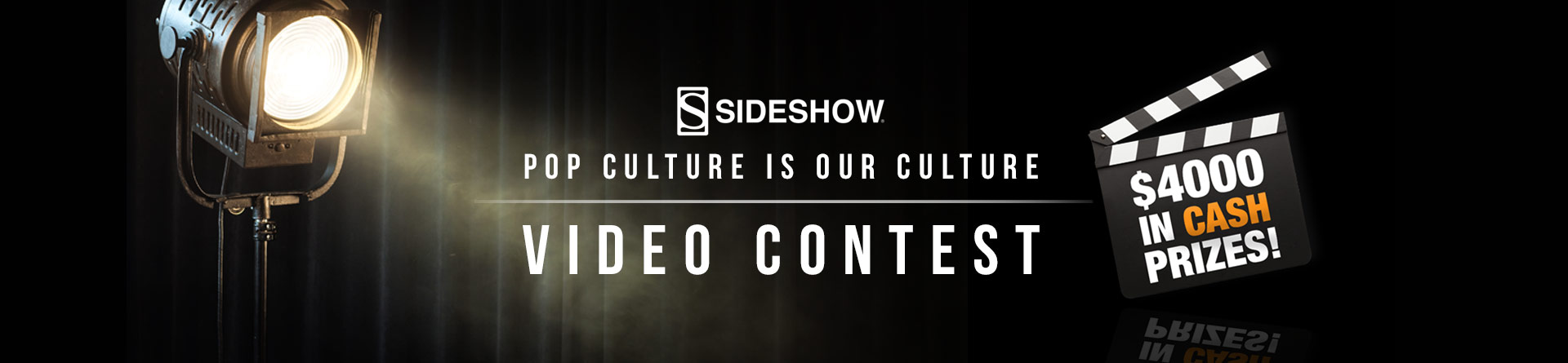 Pop Culture is our Culture - Video Contest