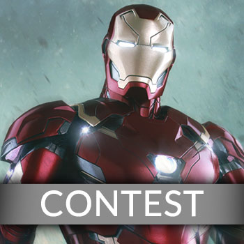 Iron Man Super Bowl 2016 Giveaway