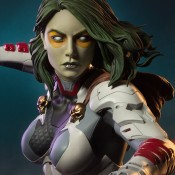 Sideshow presents Gamora –the most dangerous woman in the universe!
