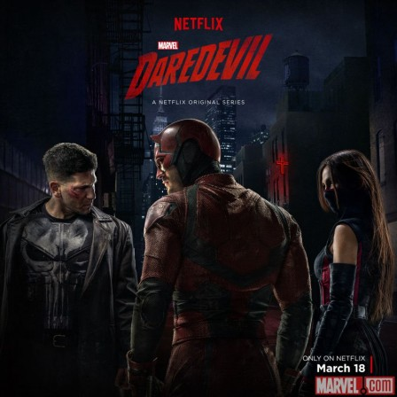 Meet The Punisher – Season 2 of Marvel's 'Daredevil' is Coming this Friday